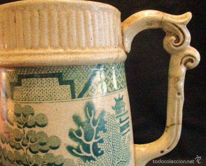 Antigüedades: JARRA MUY ANTIGUA MASSARELLOS, PORTO CW - Foto 3 - 56866835