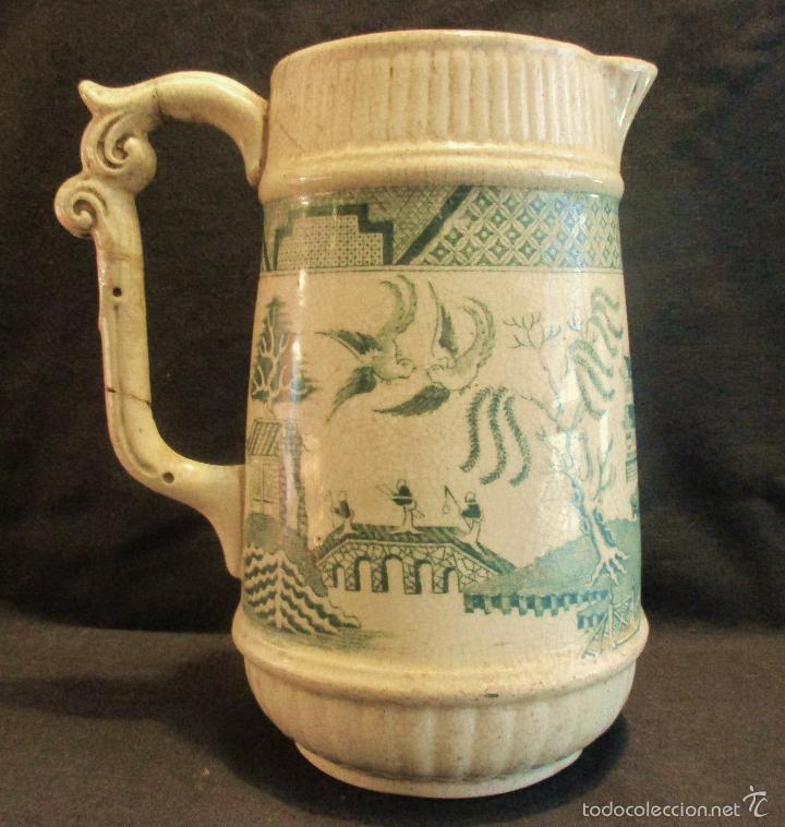Antigüedades: JARRA MUY ANTIGUA MASSARELLOS, PORTO CW - Foto 4 - 56866835