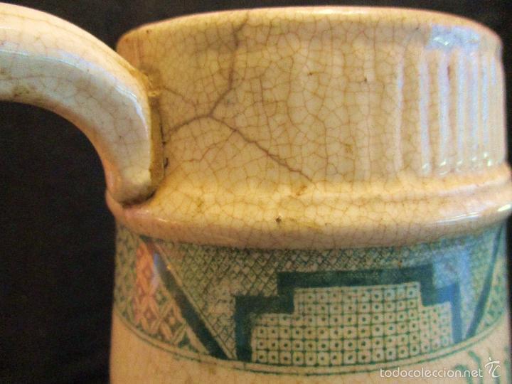 Antigüedades: JARRA MUY ANTIGUA MASSARELLOS, PORTO CW - Foto 6 - 56866835