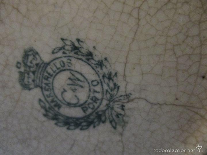 Antigüedades: JARRA MUY ANTIGUA MASSARELLOS, PORTO CW - Foto 9 - 56866835
