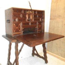 Antigüedades: BARGUEÑO DE NOGAL S.XVII. Lote 56879375