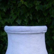 Antigüedades: TINAJA ALFAR DE LUCENA S. XIX. 87 CMS DE ALTURA. SÓLO RECOGIDA LOCAL EN CABRA (CÓRDOBA). Lote 56883422