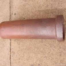 Antigüedades: 3 TUBERIAS ANTIGUAS DE GRES. MEDIDAS 80CM X 29 CM DIAMETRO. CERÁMICA, ELOY SILIO. Lote 56889412