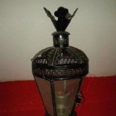 Antigüedades: FAROL PROCESIONAL DE ACEITE S XIX. Lote 56898488