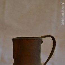 Antigüedades: JARRA DE COBRE. Lote 56900000