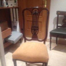Antigüedades: SILLAS ISABELINAS. Lote 56940019