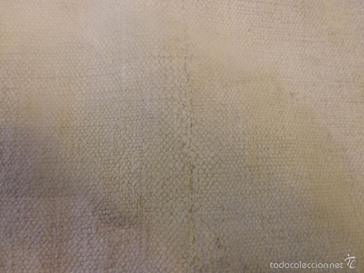 Antigüedades: sabana de lino grueso antigua - Foto 5 - 56956939