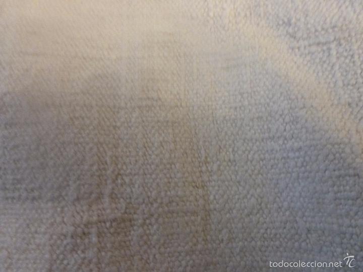 Antigüedades: sabana de lino grueso antigua - Foto 7 - 56956939