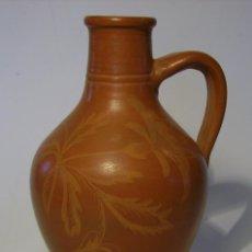 Antigüedades: JARRA CERÁMICA DECORADA . Lote 57001584
