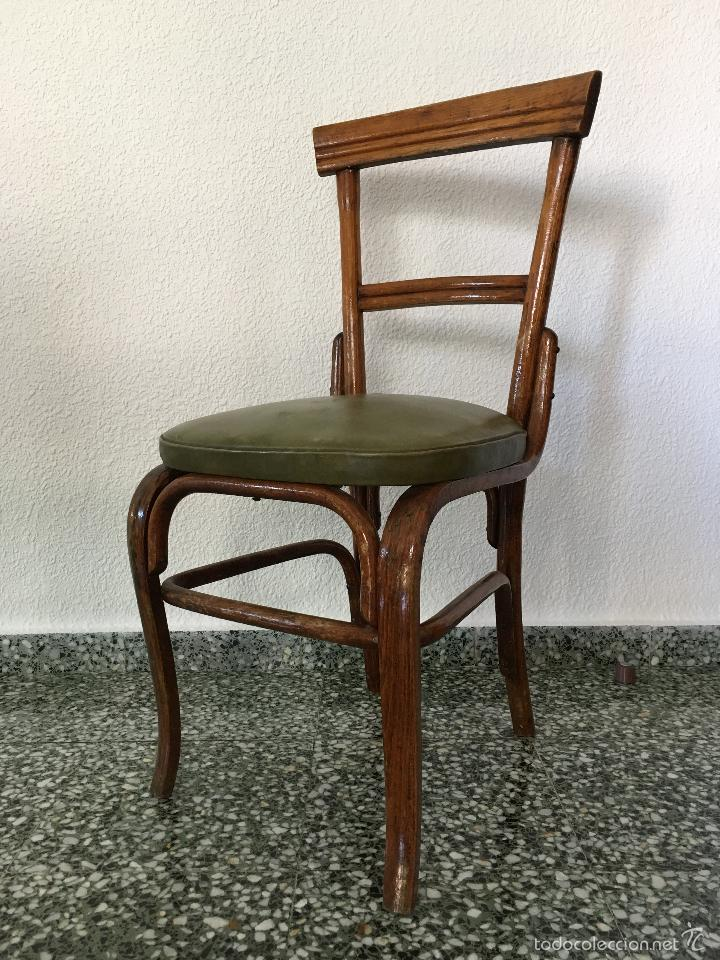 Silla a os 20 30 de muebles tom s march de vale comprar - Tapizado de sillas antiguas ...
