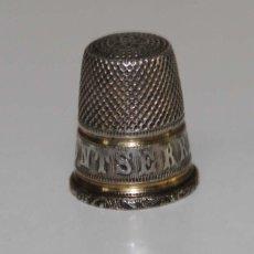 Antigüedades: DEDAL RECUERDO DE MONTSERRAT. PLATA 800. ESPAÑA. PRINC. S. XX. Lote 57016819