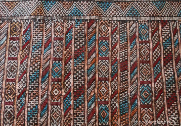 Antigüedades: Antiguo kilim de Marruecos (ver fotos adicionales) - Foto 2 - 57021970