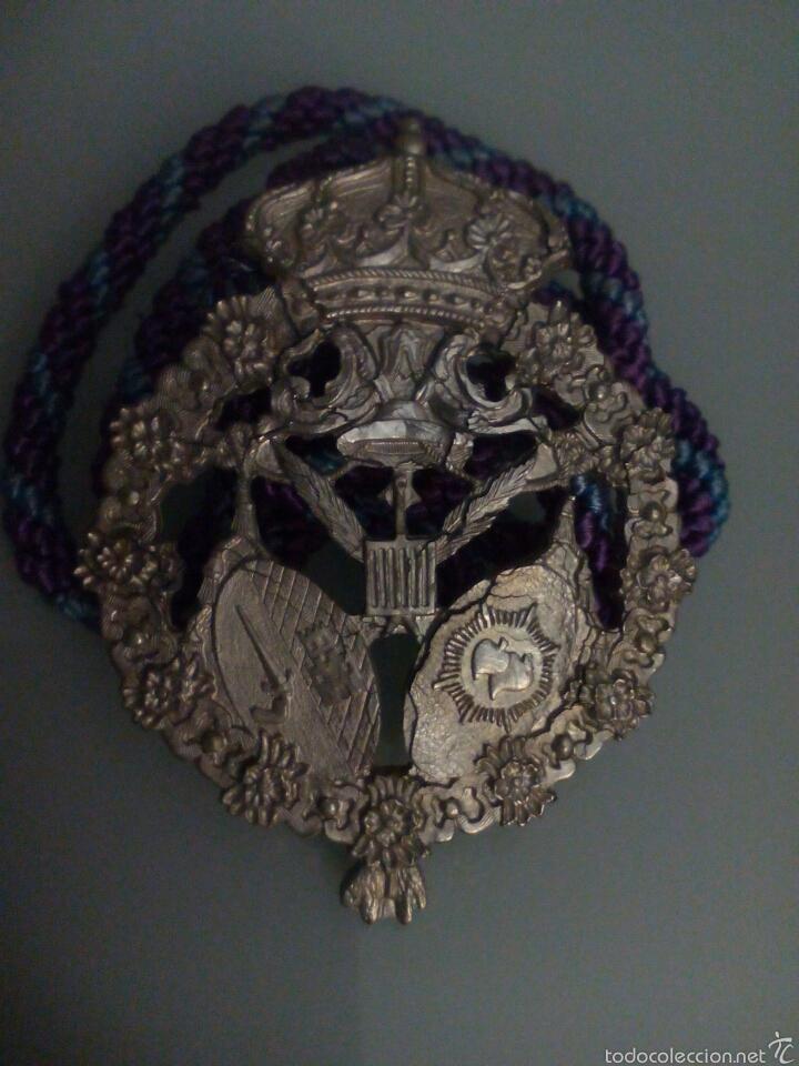 SEMANA SANTA CÁDIZ ANTIGUA MEDALLA HDAD AFLIGIDOS (Antigüedades - Religiosas - Medallas Antiguas)