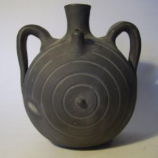 Antigüedades: BOTIJO TERRISSA CATALANA DE VERDÚ. Lote 57031880