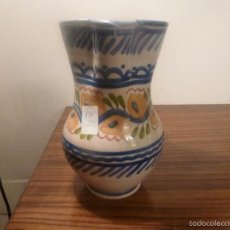 Antigüedades: JARRA DE MANISES. Lote 57034001