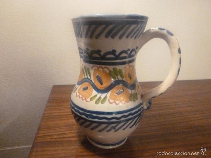 Antigüedades: jarra de manises - Foto 3 - 57034001