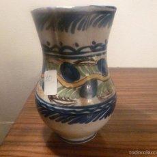 Antigüedades: JARRA DE MANISES. Lote 57034020