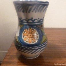 Antigüedades: JARRA DE MANISES. Lote 57034057