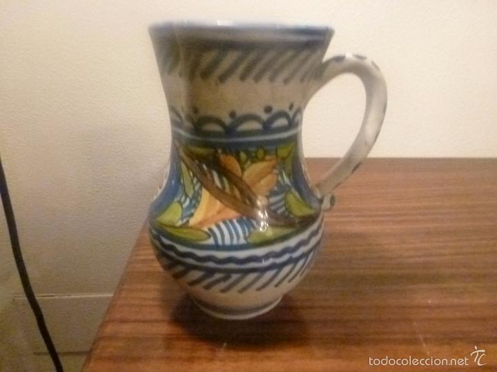 Antigüedades: jarra de manises - Foto 3 - 57034057