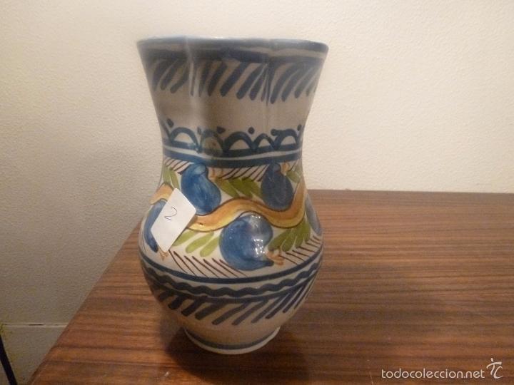 JARRA DE MANISES (Antigüedades - Porcelanas y Cerámicas - Manises)