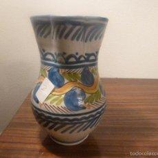 Antigüedades: JARRA DE MANISES. Lote 57034069