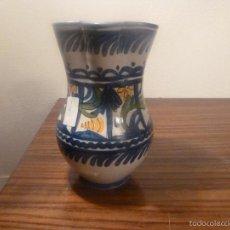Antigüedades: JARRA DE MANISES. Lote 57034083