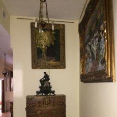 Antigüedades: BARGUEÑO NOGAL. Lote 57035705