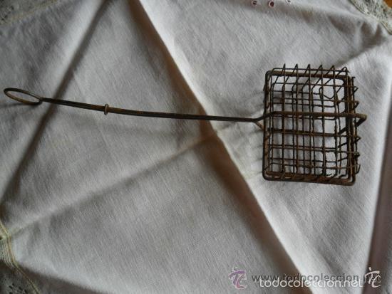 Antigüedades: UTENSILIO DE COCINA ANTIGUO - Foto 2 - 57049284