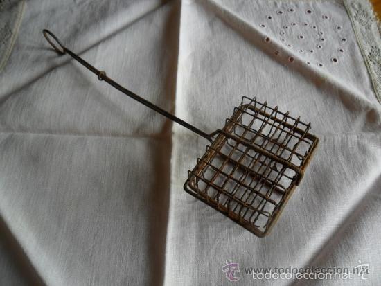Antigüedades: UTENSILIO DE COCINA ANTIGUO - Foto 3 - 57049284