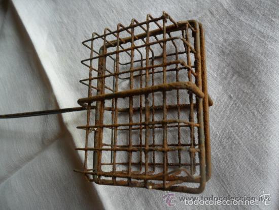 Antigüedades: UTENSILIO DE COCINA ANTIGUO - Foto 4 - 57049284