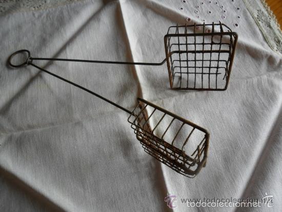 Antigüedades: UTENSILIO DE COCINA ANTIGUO - Foto 5 - 57049284