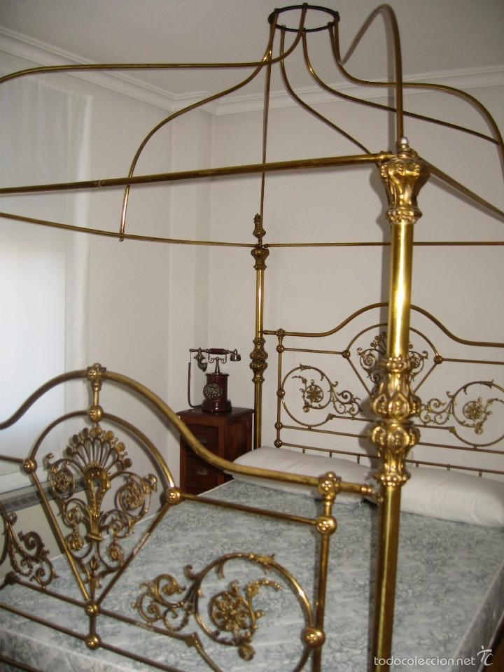 Fantástico Muebles De Cama Con Dosel Ornamento - Muebles Para Ideas ...