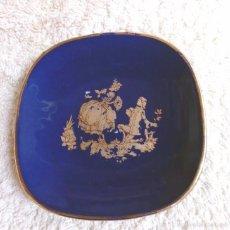 Antigüedades: PLATO PEQUEÑO LIMOGES. Lote 57079447