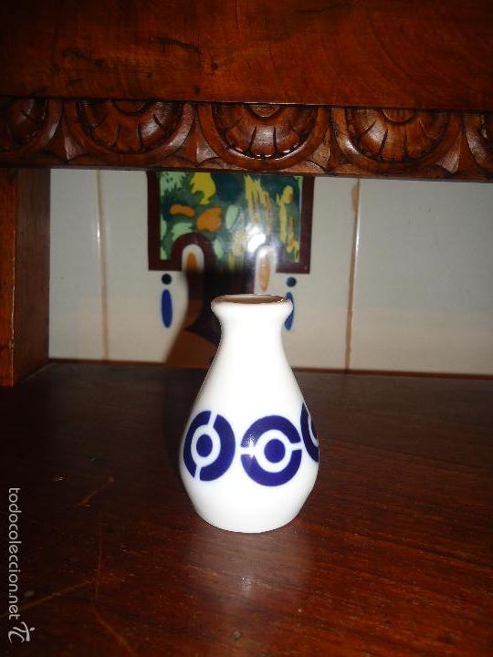 JARRON SARGADELOS JARRONCITO FLORERO (Antigüedades - Porcelanas y Cerámicas - Sargadelos)