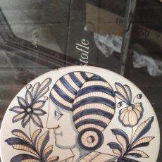 Antigüedades: PLATO ANTIGUO. Lote 57097523