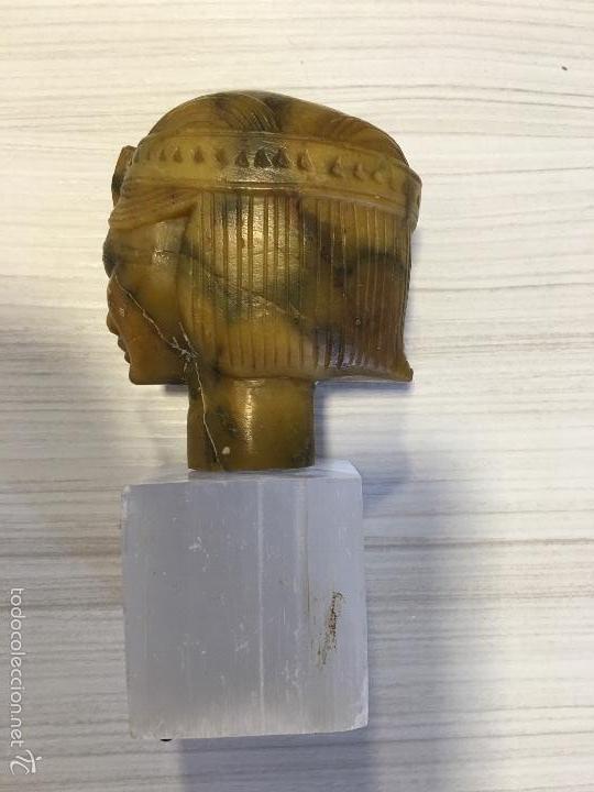 Antigüedades: Busto de dama - Foto 2 - 57091845
