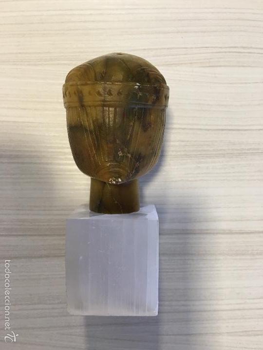 Antigüedades: Busto de dama - Foto 3 - 57091845