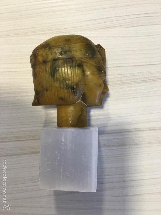 Antigüedades: Busto de dama - Foto 4 - 57091845