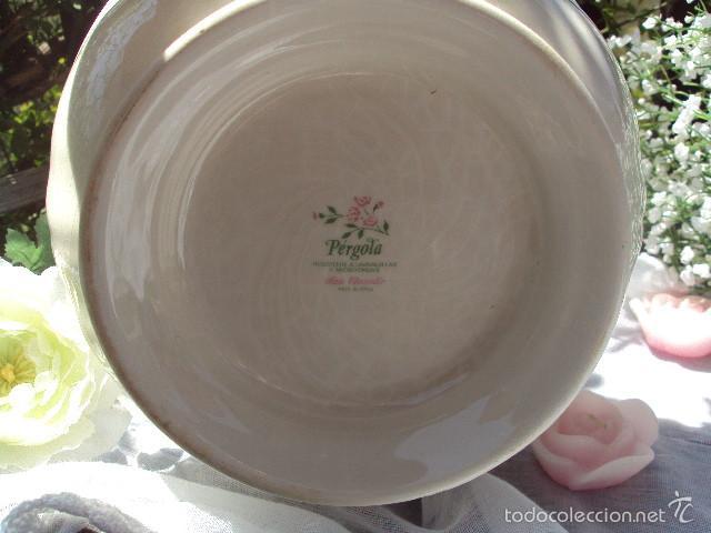 Antigüedades: Antigua ensaladera San Claudio - Foto 2 - 57105983