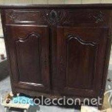 Antigüedades: APARADOR VASCO FRANCÉS ESTILO LUIS XV. Lote 57145786
