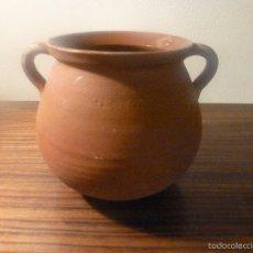 Antigüedades: SOPERA DE BARRO. Lote 57147582