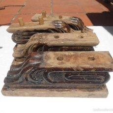 Antigüedades: PIES, PATAS MUEBLE ANTIGUO. Lote 57163665