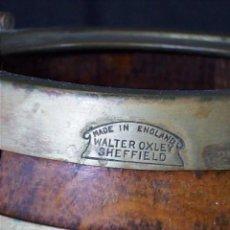 Antigüedades: PEQUEÑO BARRIL INGLES DE LA FIRMA WALTER OXLEY.. Lote 57176022