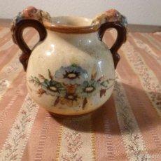 Antigüedades: JARRON DE LOZA. Lote 57204323