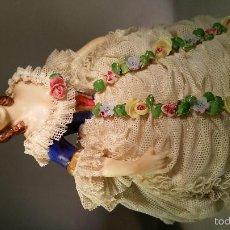Antigüedades: FIGURAS PORCELANA. Lote 57219540