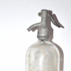 Antigüedades: SIFON HUNGARO DE PRINCIPIOS DE SIGLO 20 .BYDAPESHT 1941A. Lote 57220673