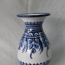 Antigüedades: JARRON EN CERAMICA PUENTE DEL ARZOBISPO. Lote 57223441
