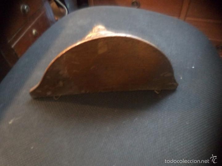 Antigüedades: mensula dorada - Foto 2 - 57234485