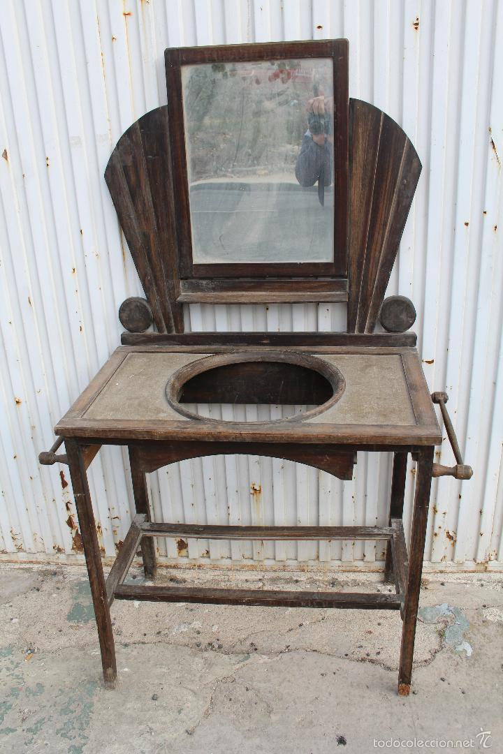 Lavabo antiguo para restaurar comprar muebles auxiliares for Muebles antiguos para restaurar