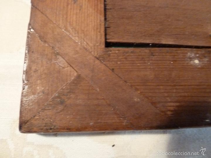 Antigüedades: espejo marco - Foto 2 - 57253824